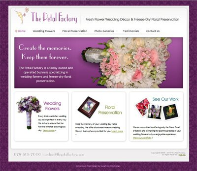 Atlanta, Johns Creek, Alpharetta wedding flowers