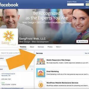 3 Easy Ways to Customize Facebook Business Pages