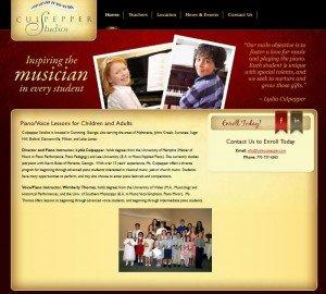 Cumming, Suwanee and Johns Creek Piano Lessons