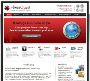 Venue Quest Corporate Travel and Meeting Planning