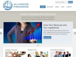 Alliances Progress StudioPress Agency Customization