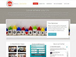 Liv Real Estate: Agency Theme Customization