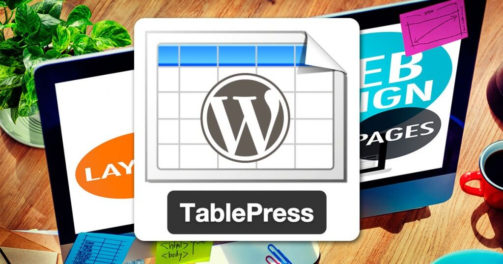 How to add a link in a Tablepress table in WordPress