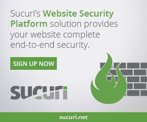 Protect Your Website with Sucuri