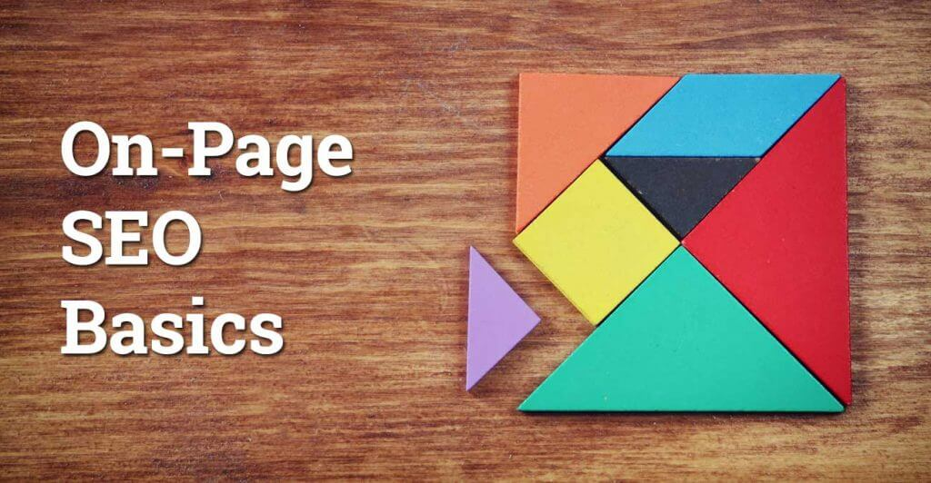 Basic on-page SEO techniques & components.