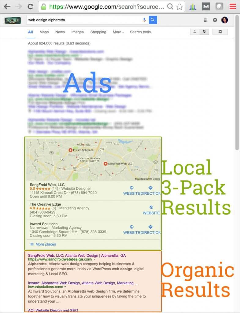 Why Google Local 3-Pack SEO is Important