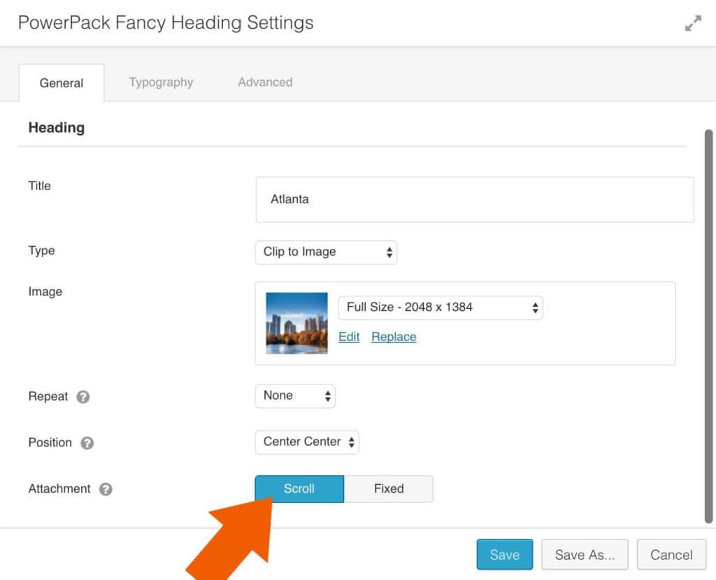 Beaver Builder Powerpack Fancy Heading Add-On Not Working in Firefox