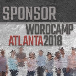 WordCamp Atlanta 2018 Sponsor