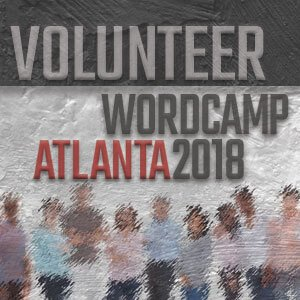 WordCamp Atlanta 2018 Volunteer