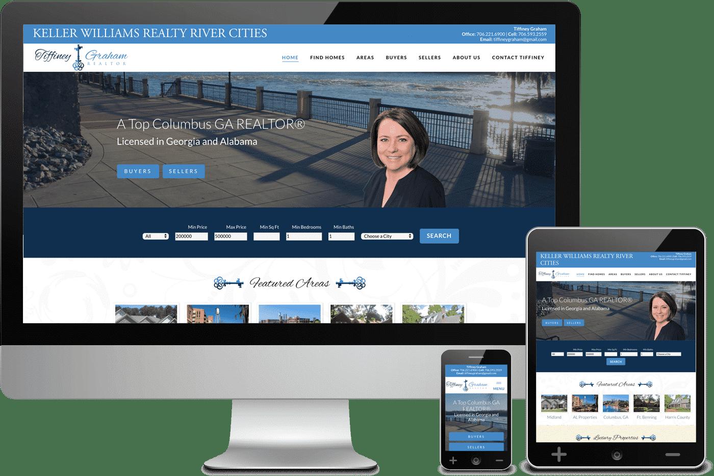 Mobile Responsive WordPress Web Design