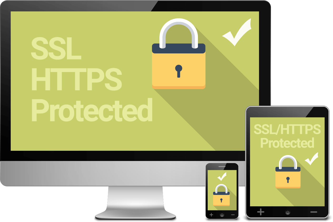 Convert to SSL HTTPS Protected Website