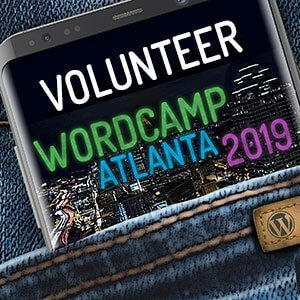WordCamp Atlanta 2019 Volunteer