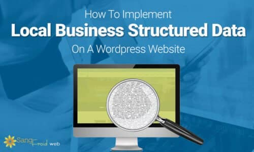 How to implement Structured Data for a Local Business in WordPress