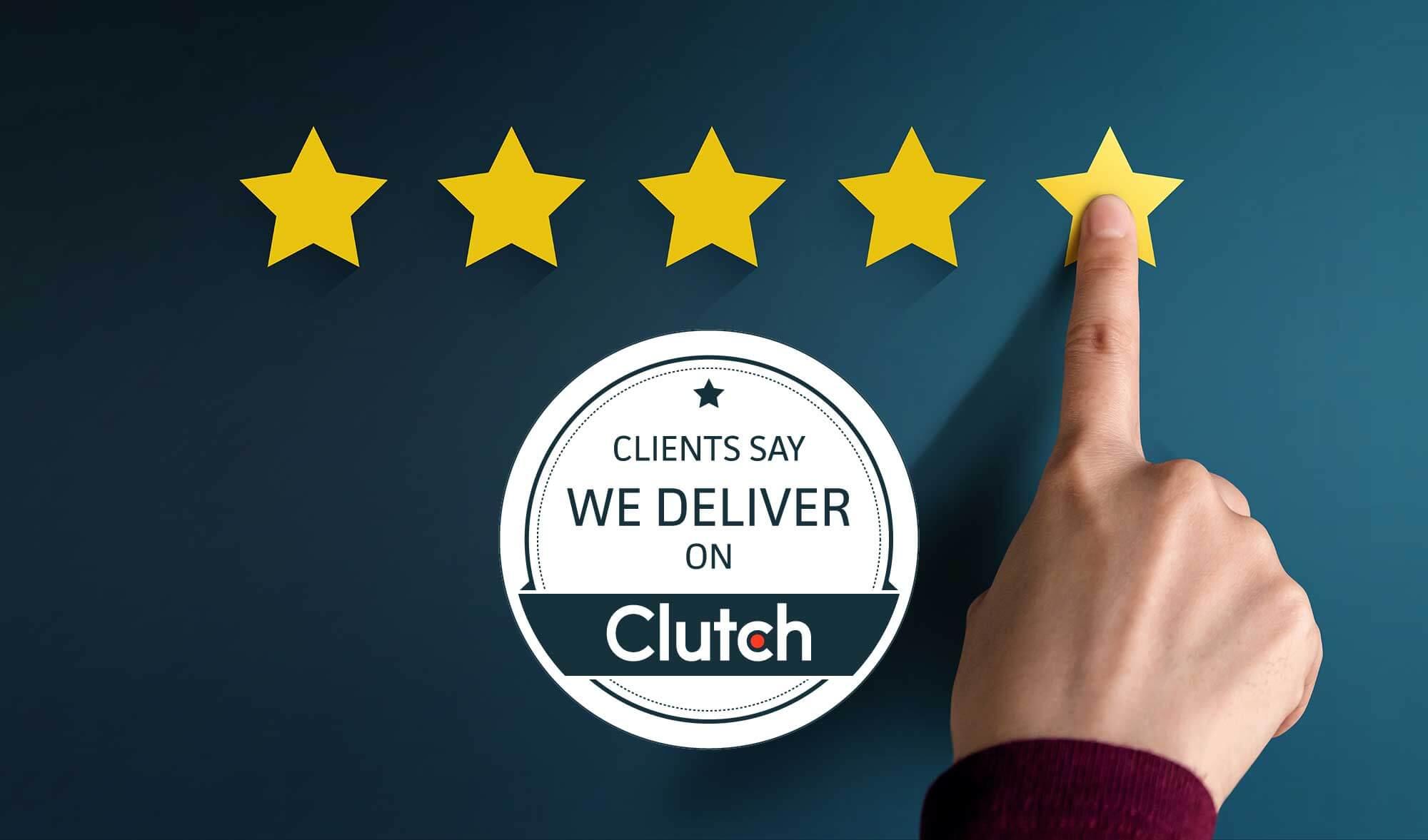 Clutch Verified Client Reviews