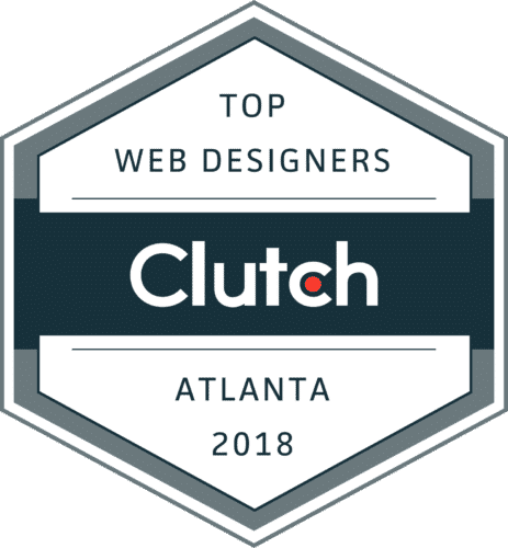 Clutch Top Atlanta Web Design Company 2018