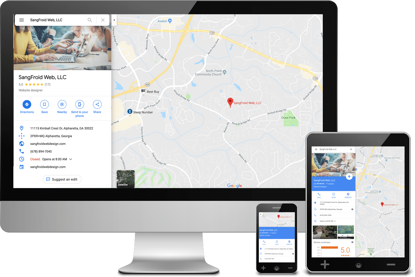 Local SEO Google My Business Consultants