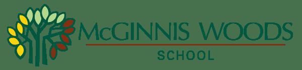 McGinnis Woods School Logo