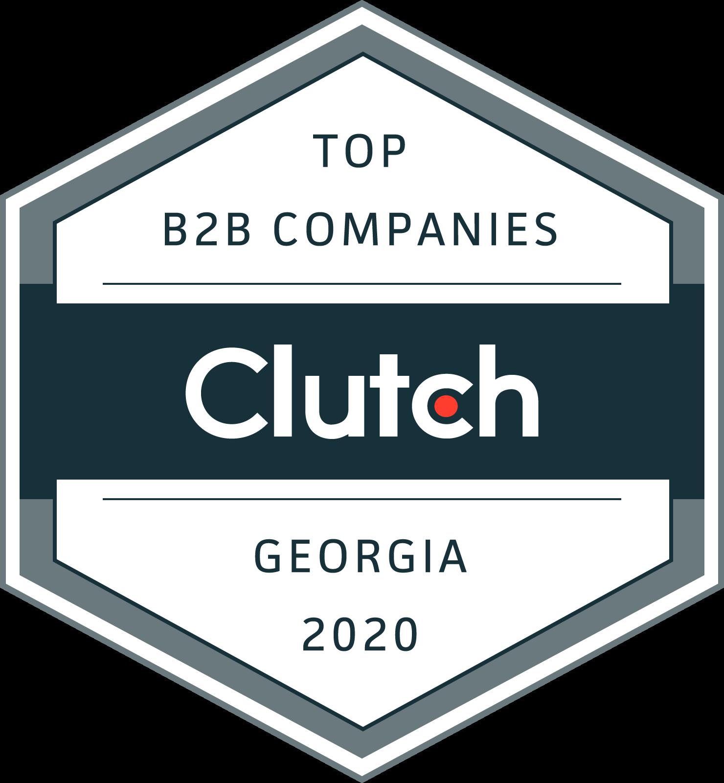 Top B2B Company in Georgia 2020
